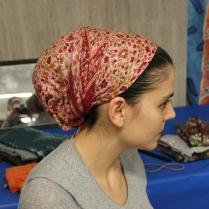 hair wrapping workshop israeli tichel