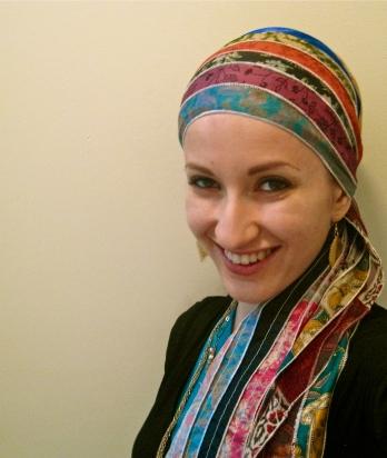 wrapunzel andrea grinberg sari scarf