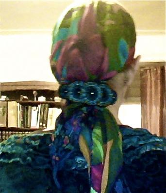 maya wrapunzel lady wrap star