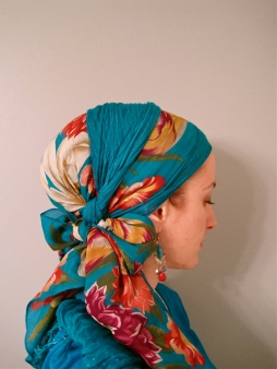 turquoise andrea grinberg wrapunzel