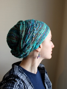 wrapunzel andrea grinberg turquoise