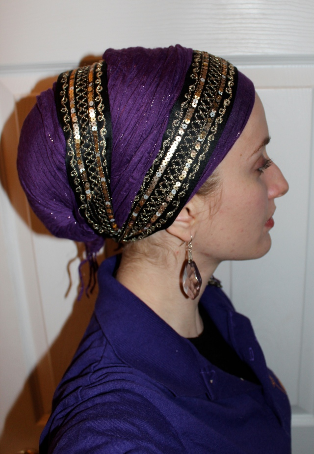 wrapunzel andrea grinberg purple black
