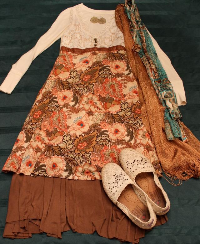 andrea grinberg wrapunzel tichel outfit
