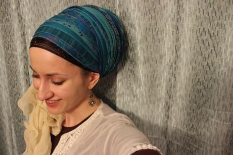 sari scarf andrea grinberg wrapunzel