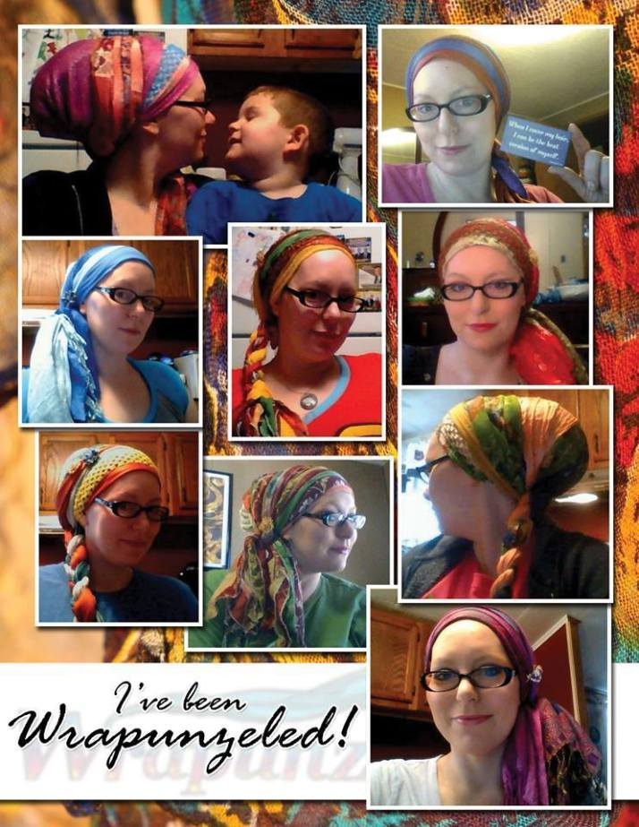 Photo collage by Heather's husband - Heath!  He is a graphic artist and does awesome work!