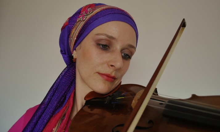 Candy violine 1