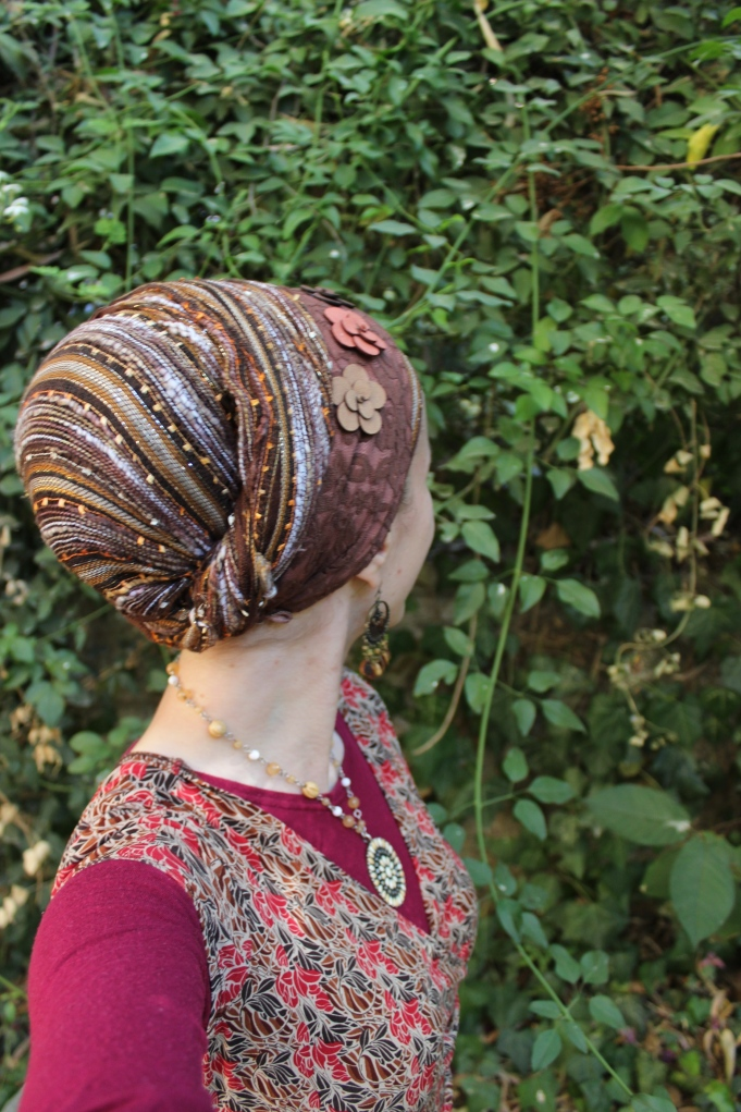 A brown NYB and cute headband!