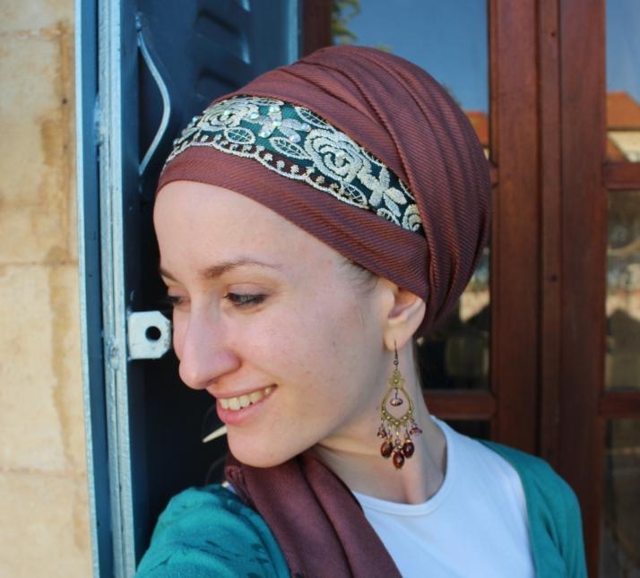 Israeli vintage headband?  Yes please!