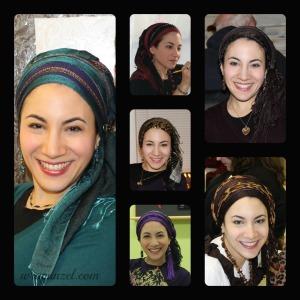 Wrapunzel Tamar Adina