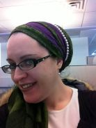 Green Purple Wrapunzel Andrea Grinberg