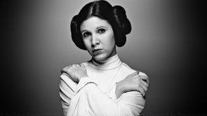 Princess Leia - http://fc05.deviantart.net/fs71/f/2013/113/8/0/carrie_fisher_princess_leia_xvi_by_dave_daring_d62_by_dave_daring-d62qtyz.jpg