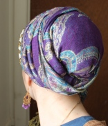 Tapestry Luxe Wrapunzel Andrea Grinberg