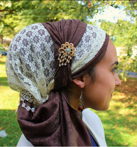 Lovely Lace Wrapunzel Andrea Grinberg