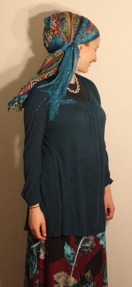 andrea grinberg wrapunzel sari