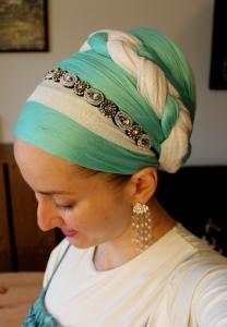 Shabbat Kodesh Wrap Wrapunzel Andrea Grinberg