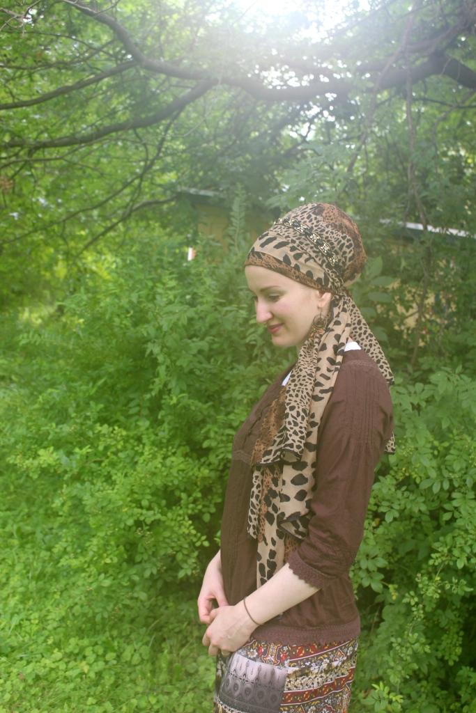 SIlky Leopard Wrapunzel