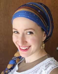 Wrapunzel Tichel Andrea Grinberg
