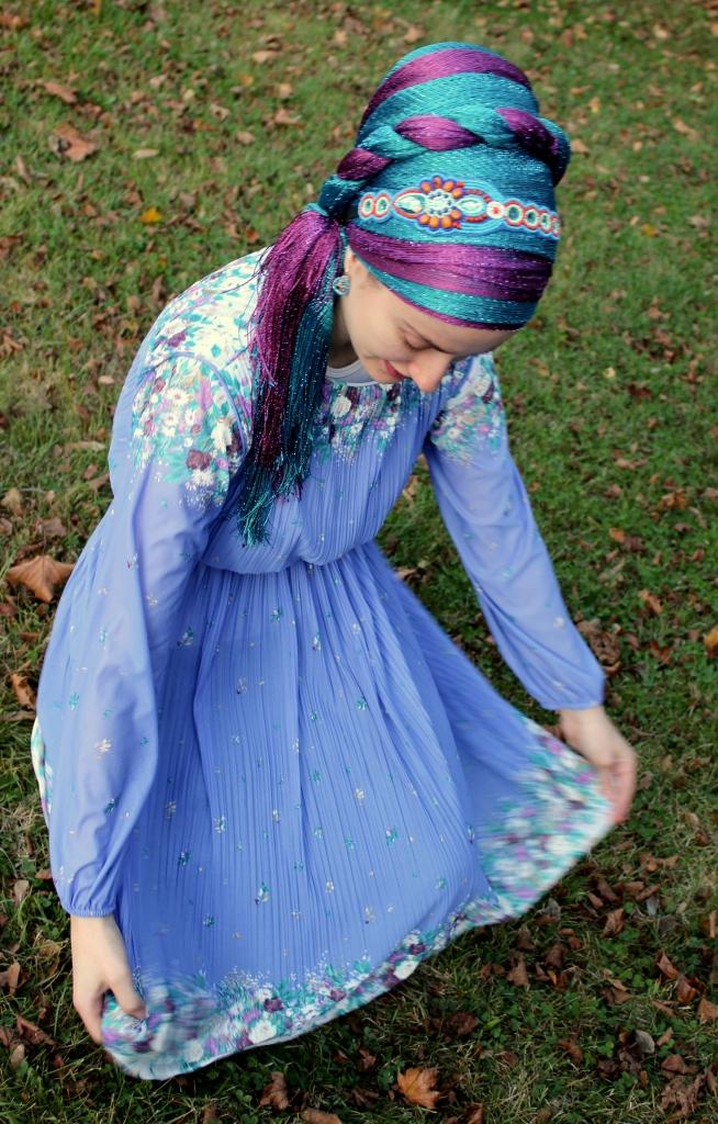 Wrapunzel Shimmery Andrea Grinberg Tichel Modest