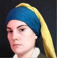 Girl With a Pearl Earring!