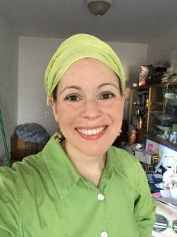 Work turban!