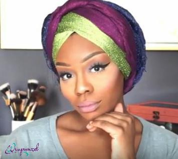Jasmin (Shimmery - Shiny-licious) - Wrapunzel2